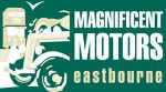 Magnificent Motors logo
