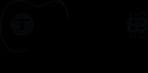 TWUNT logo Black on Transparent horizontal words centre aligned