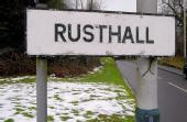 Rusthall Signpost
